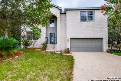 San Antonio Single Family Home New: 8107 Braun Forest