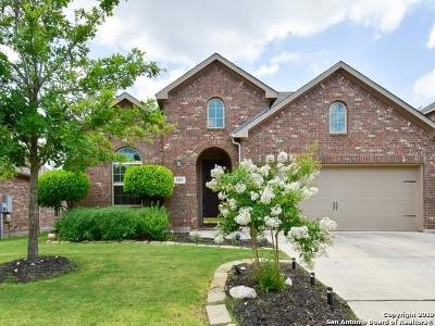 Bexar County Single Family Home New: 3115 Concho Cove