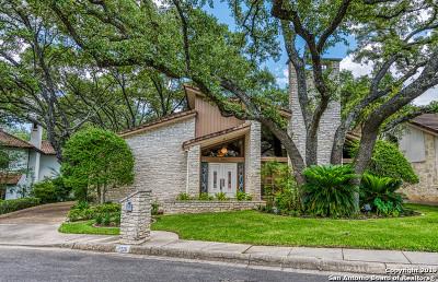 San Antonio Single Family Home New: 7326 Ashton Pl