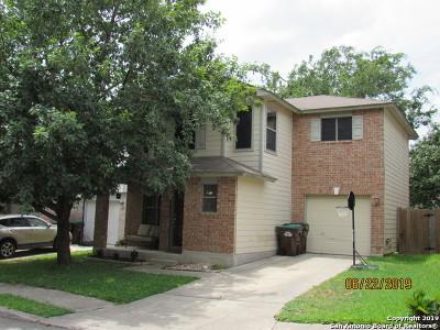 San Antonio Single Family Home New: 8111 Braes Run