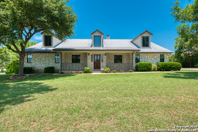 La Vernia Single Family Home For Sale: 115 Country Gardens