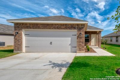 San Antonio Single Family Home New: 10907 Airmen Drive