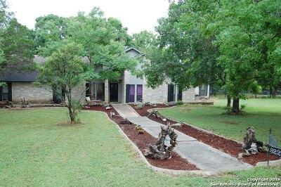 San Antonio Single Family Home New: 8227 Park Lane Dr