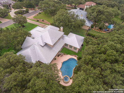San Antonio Single Family Home New: 910 Foxton Dr