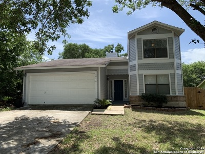 San Antonio Single Family Home New: 7714 Gallant Ridge Dr