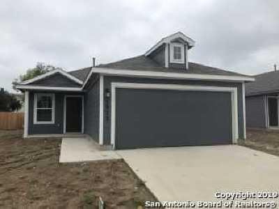 San Antonio Single Family Home New: 5923 Lady Lane
