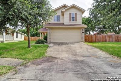 San Antonio Single Family Home New: 6431 Ruffled Grouse