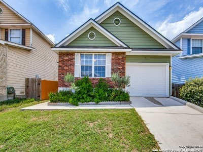 Stone Oak Single Family Home New: 22035 Goldcrest Run