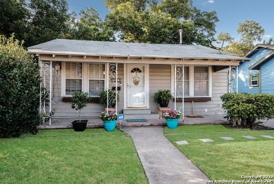 San Antonio Single Family Home New: 2015 Fresno