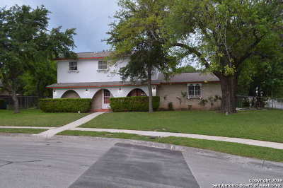 Single Family Home New: 2407 Town Crest