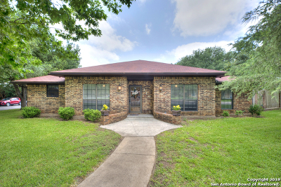 Schertz Single Family Home New: 116 Dearborn Dr