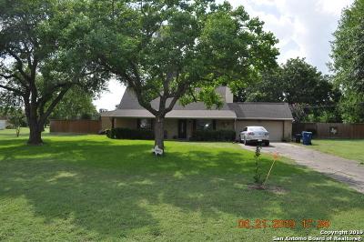 San Antonio Single Family Home New: 8807 Geronimo Dr