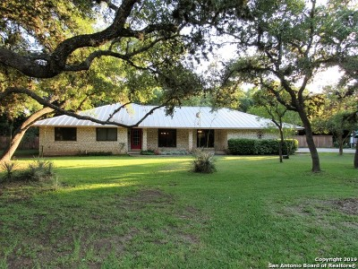 Single Family Home Active Option: 9519 Geronimo Oaks St
