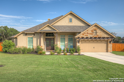 New Braunfels Single Family Home New: 883 Hampton Oaks