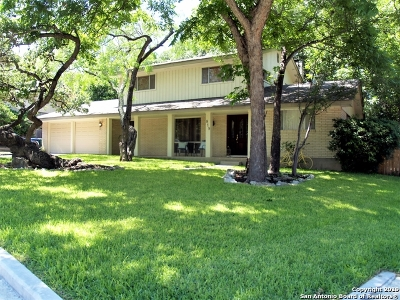 San Antonio Single Family Home New: 819 Fabulous Dr