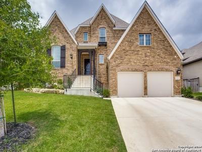 San Antonio Single Family Home New: 2113 Buckner Pass