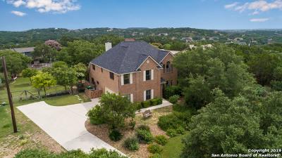 San Antonio Single Family Home New: 321 Deer Cross Ln