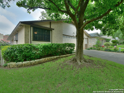 San Antonio TX Single Family Home Active Option: $209,000