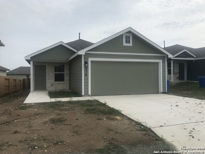 San Antonio TX Single Family Home New: $191,499
