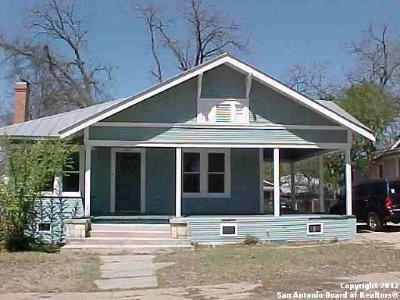 Single Family Home For Sale: 1031 W Mulberry Ave