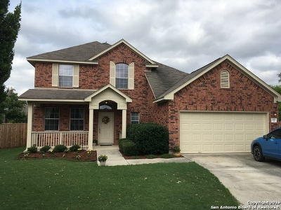 Cibolo Single Family Home New: 200 Frontier Cove