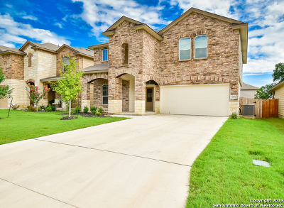 San Antonio TX Single Family Home New: $257,000