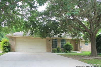 Guadalupe County Single Family Home New: 632 E Donegan St