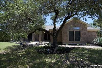Bulverde Single Family Home New: 405 Hidden Oaks Dr