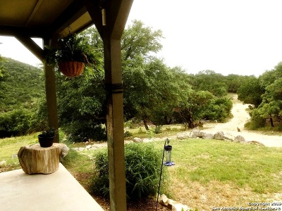 Bandera County Single Family Home For Sale: 430 Antler Run