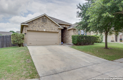 Cibolo Single Family Home New: 317 Willow Loop