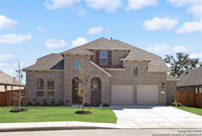 San Antonio Single Family Home New: 12210 Thayer Ridge