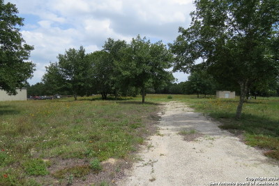 La Vernia Residential Lots & Land Active Option: 257 Ranch Country Dr