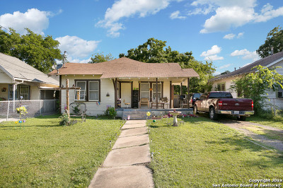 Single Family Home New: 243 W High Ave