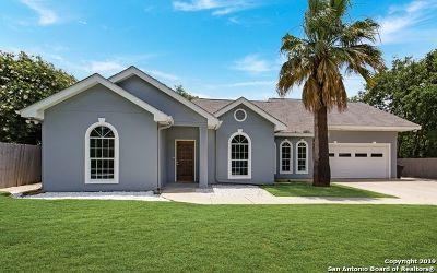 San Antonio Single Family Home New: 668 Holbrook Rd