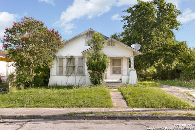 Single Family Home New: 537 Essex St