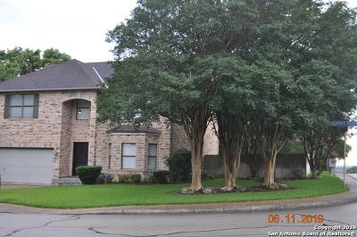 Stone Oak Rental New: 1326 Summit Bluff