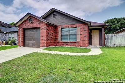 Single Family Home New: 8031 Fair Bnd