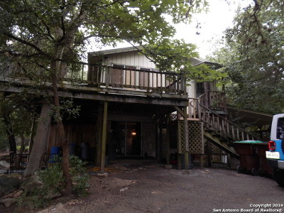 Canyon Lake Single Family Home New: 177 Lost Oak