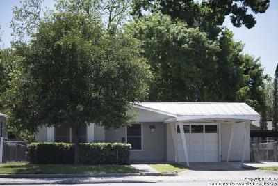 Single Family Home New: 1700 W Hildebrand Ave