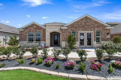Comal County Single Family Home New: 366 Kowald Lane