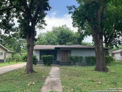 Bexar County Single Family Home New: 139 Ewing Pl