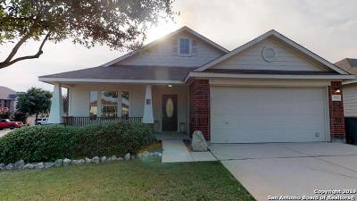 Converse Single Family Home New: 4003 Giverny Ct