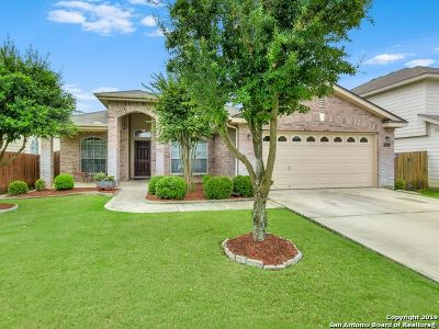 Converse Single Family Home New: 9622 Discovery Dr