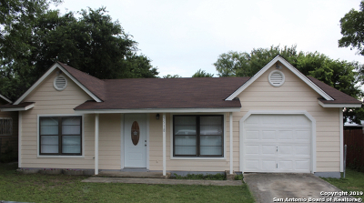 San Antonio Single Family Home New: 5518 Snow Fox St