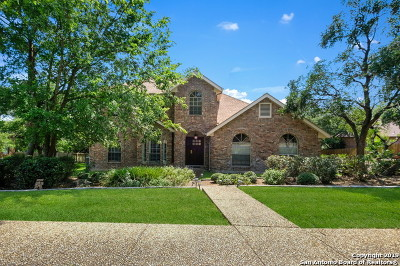 San Antonio Single Family Home New: 15547 Dawn Crest