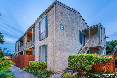 San Antonio Condo/Townhouse New: 3678 Hidden Dr #1201