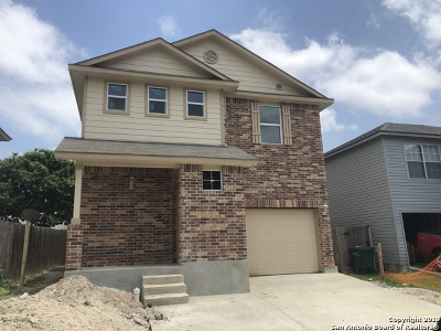 San Antonio Single Family Home New: 47 Weathering Creek