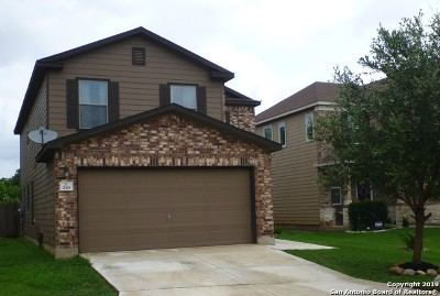 San Antonio Single Family Home New: 243 Pleasanton Spring
