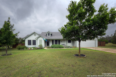 Bandera River Ranch Single Family Home Active Option: 172 Western Trail
