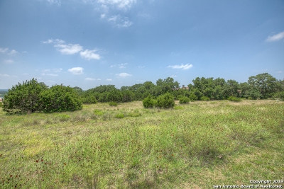 Boerne Residential Lots & Land New: 58 Granadilla
